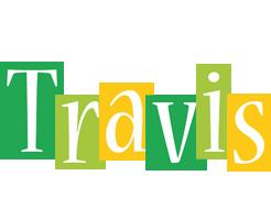 Travis lemonade logo