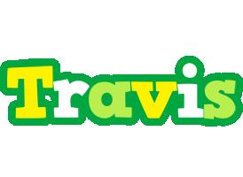 Travis soccer logo
