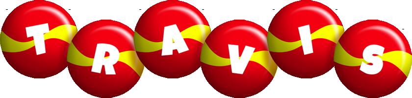 Travis spain logo