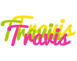 Travis sweets logo