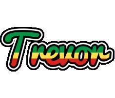 Trevor african logo