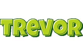 Trevor summer logo
