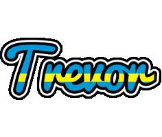 Trevor sweden logo