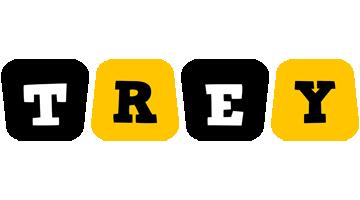 Trey boots logo