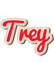 Trey chocolate logo