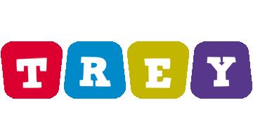 Trey daycare logo