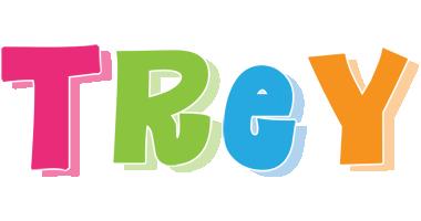 Trey friday logo