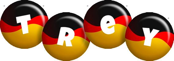 Trey german logo