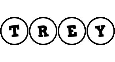 Trey handy logo