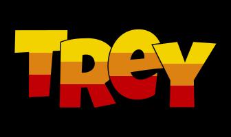 Trey jungle logo