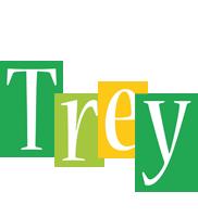 Trey lemonade logo