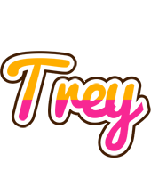 Trey smoothie logo