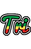 Tri african logo