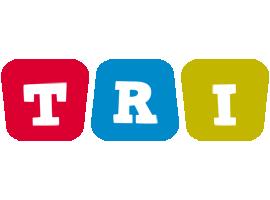 Tri daycare logo