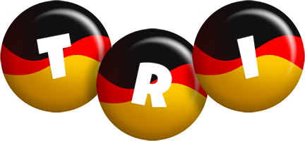 Tri german logo