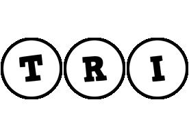 Tri handy logo