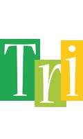 Tri lemonade logo