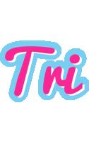 Tri popstar logo
