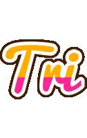 Tri smoothie logo