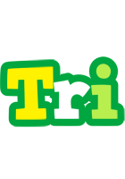 Tri soccer logo