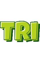 Tri summer logo