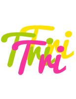 Tri sweets logo