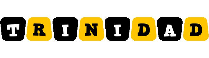 Trinidad boots logo