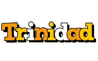 Trinidad cartoon logo