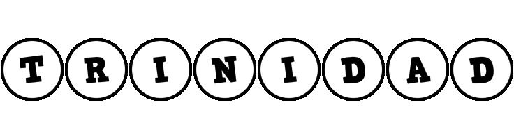 Trinidad handy logo