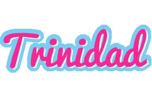 Trinidad popstar logo