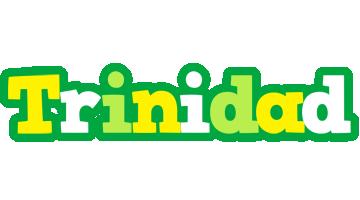 Trinidad soccer logo