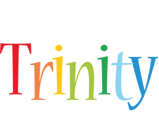 Trinity birthday logo