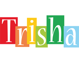 Trisha colors logo