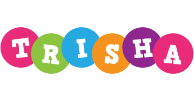 Trisha friends logo