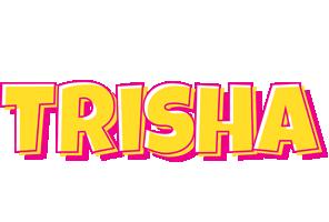 Trisha kaboom logo