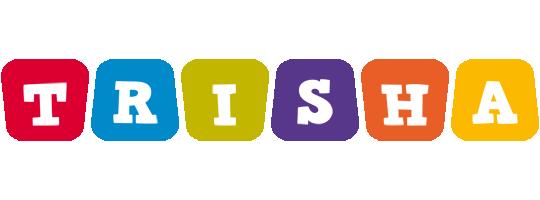 Trisha kiddo logo