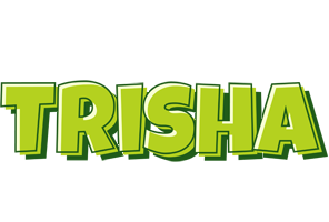 Trisha summer logo