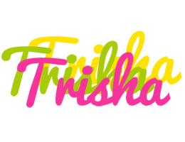 Trisha sweets logo