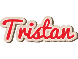 Tristan chocolate logo