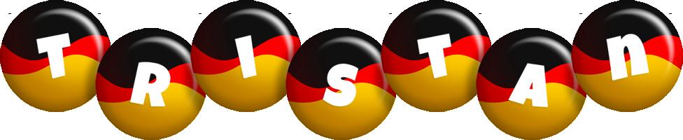 Tristan german logo