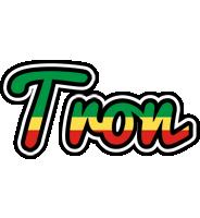 Tron african logo