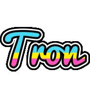 Tron circus logo