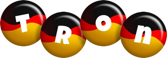 Tron german logo