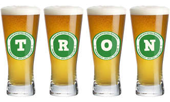 Tron lager logo