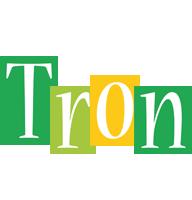 Tron lemonade logo