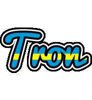 Tron sweden logo
