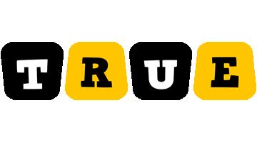 True boots logo