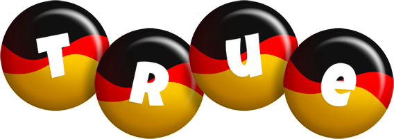 True german logo