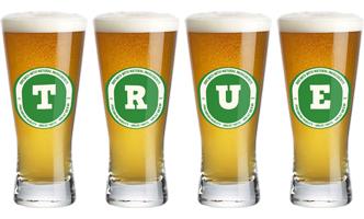 True lager logo