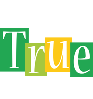 True lemonade logo